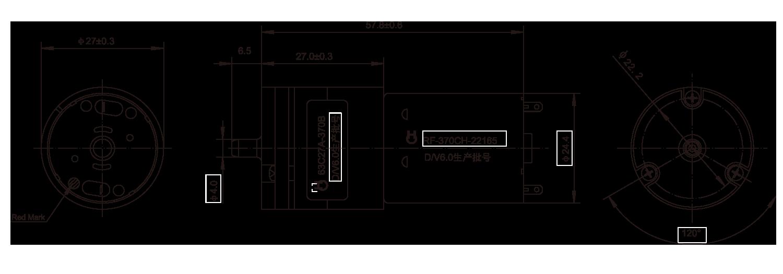 DC-Motor_63C27A_Outline绘图